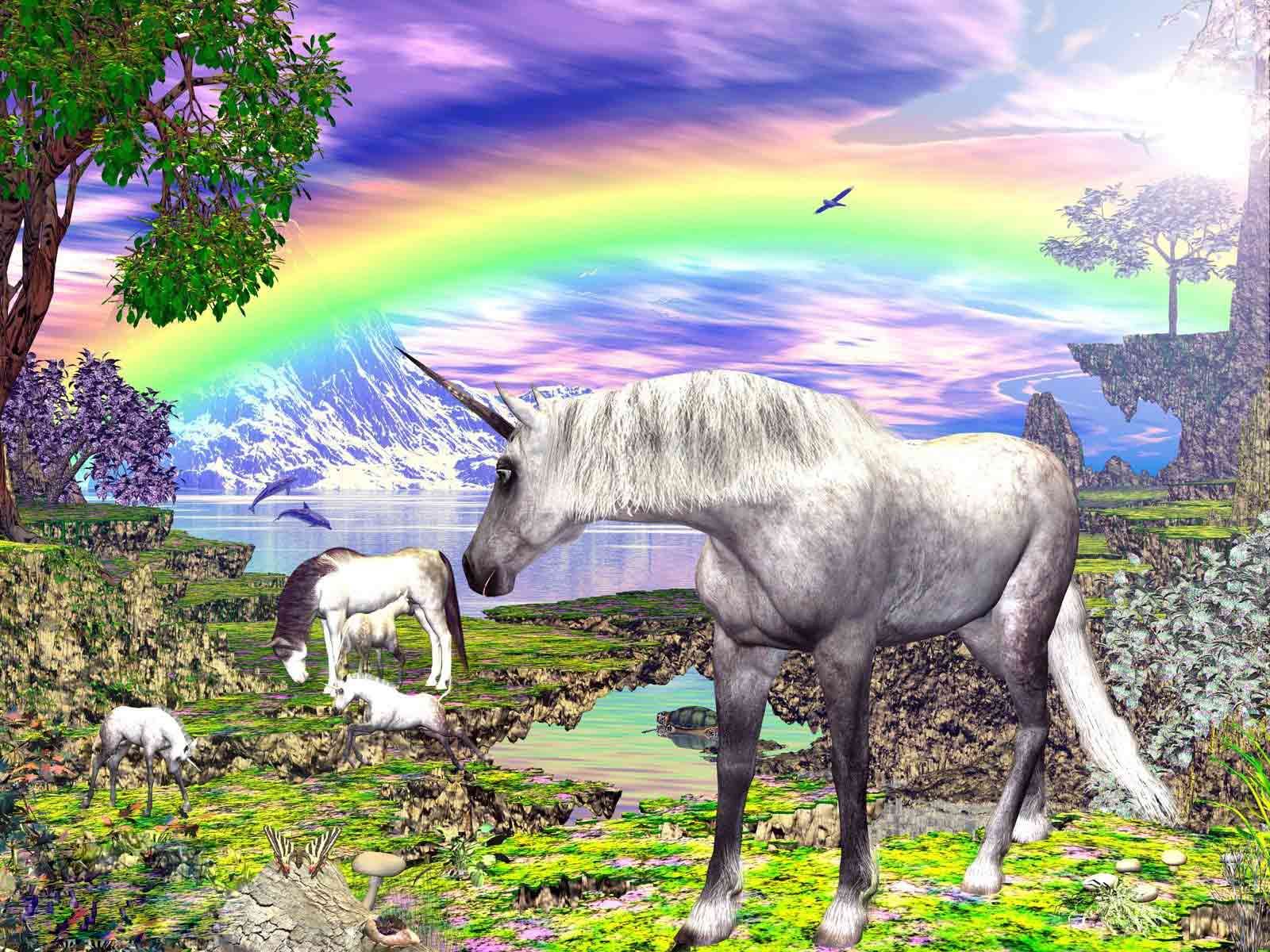 Unicorn Wallpapers Free - Wallpaper Cave