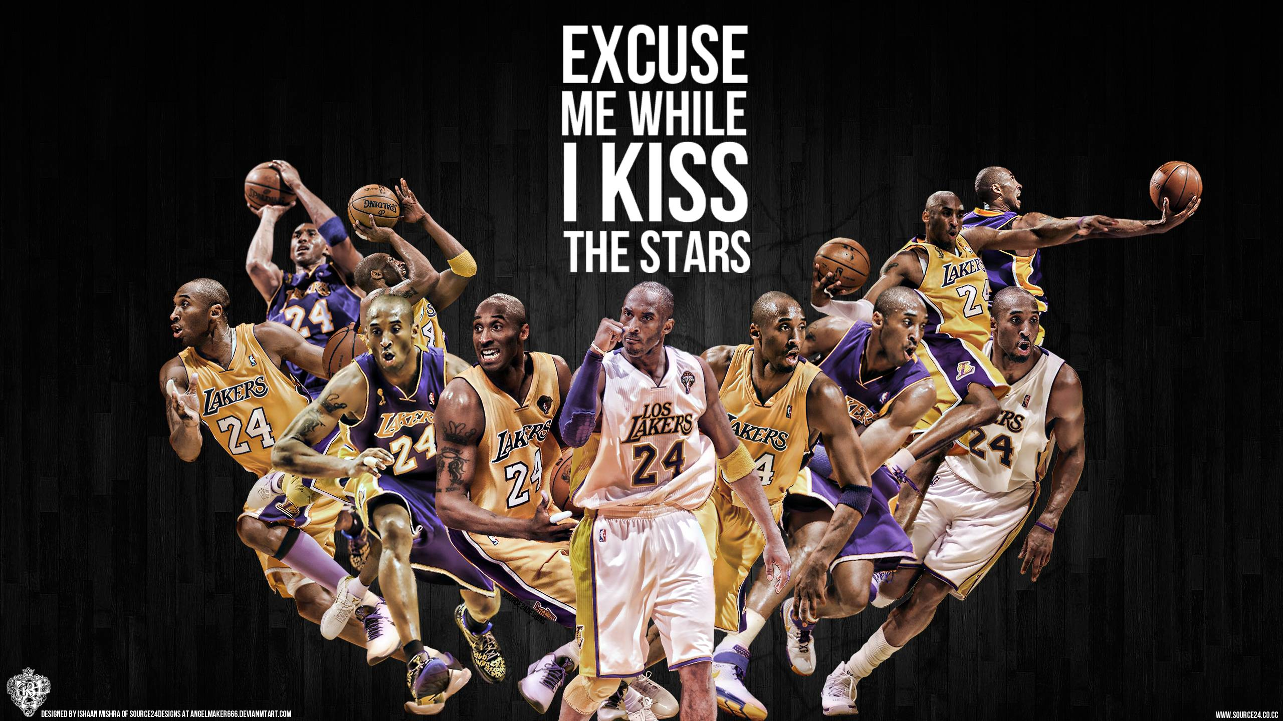 Kobe bryant wallpapers wallpaper cave deviantart more like kobe bryant wallpaper by angelmaker666 voltagebd Image collections
