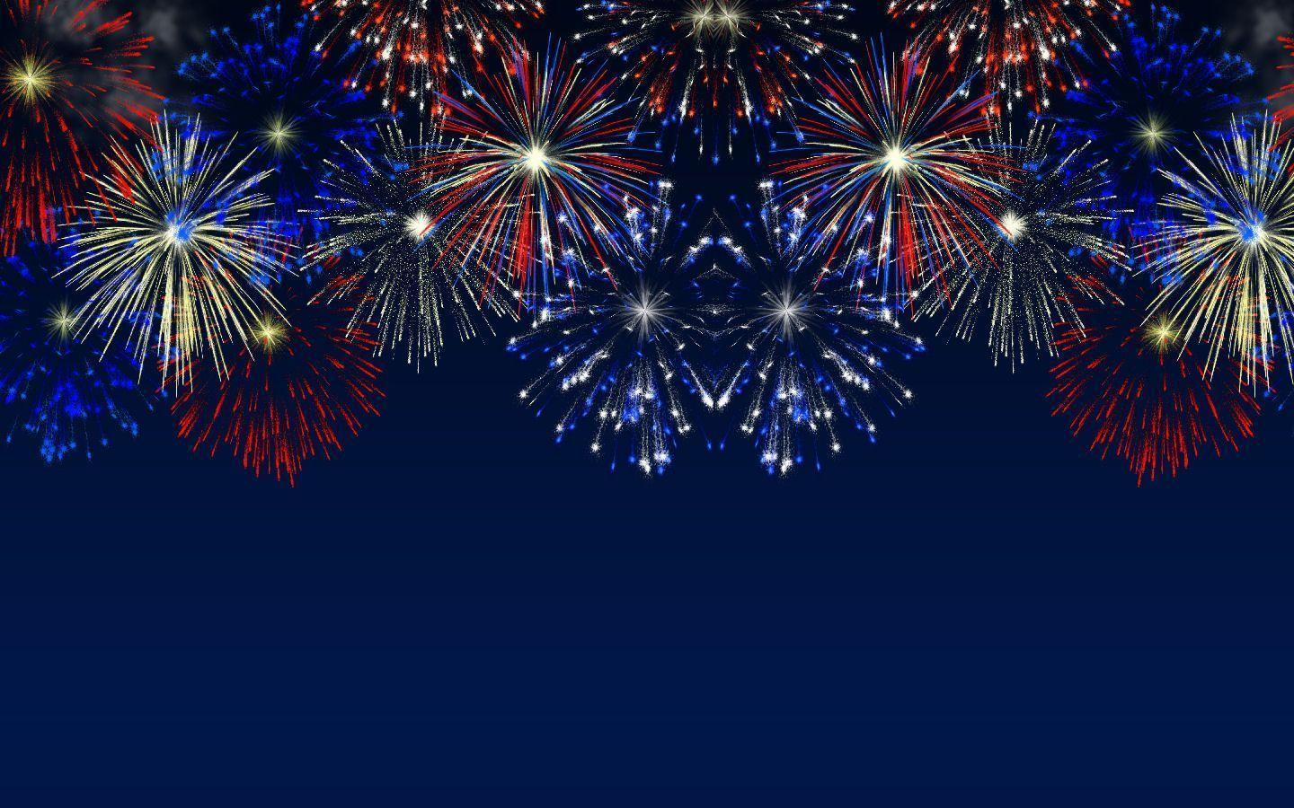 Fireworks Twitter Backgrounds, Fireworks Twitter Themes