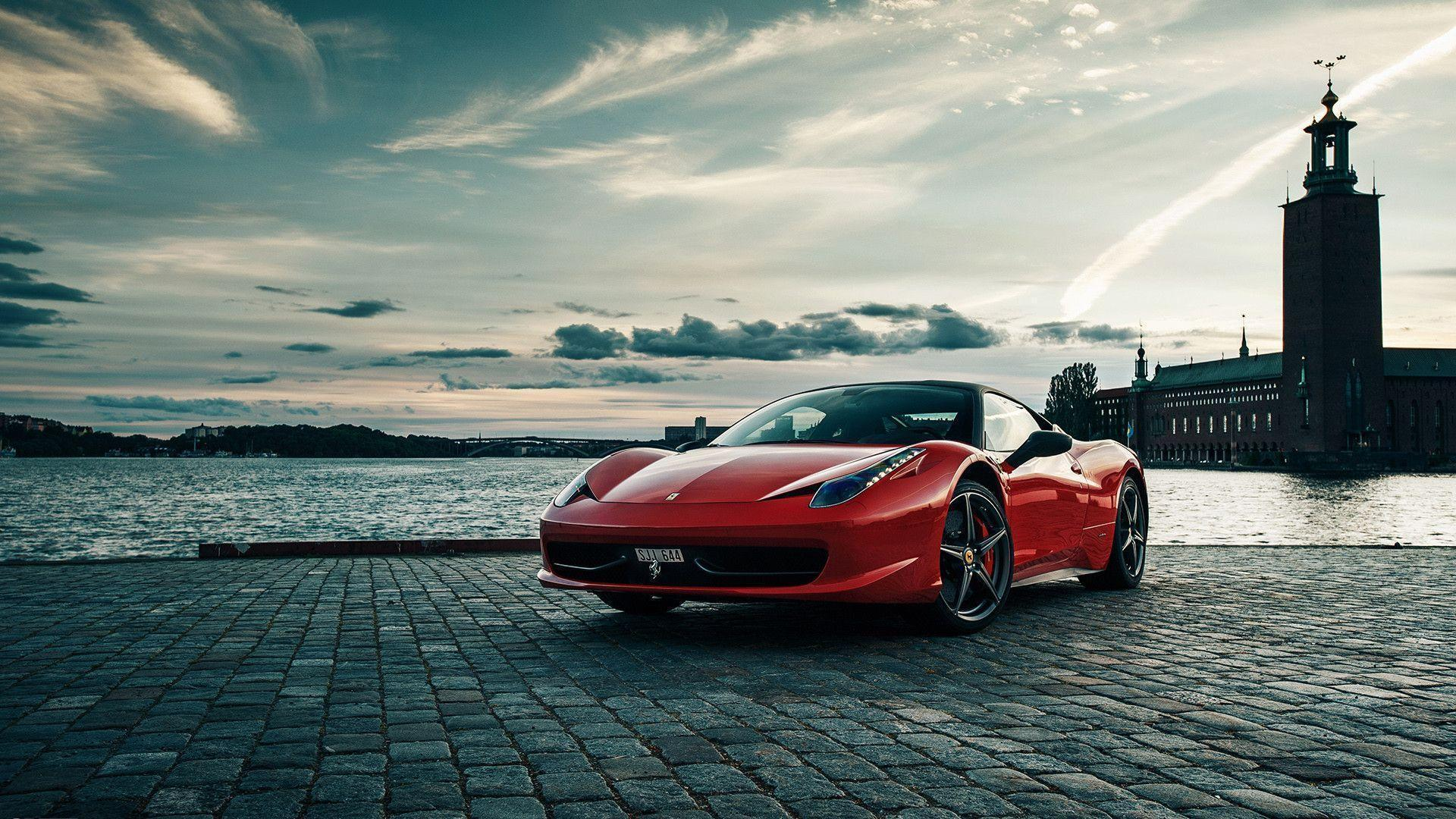 Ferrari 458 Italia 2013 Wallpapers
