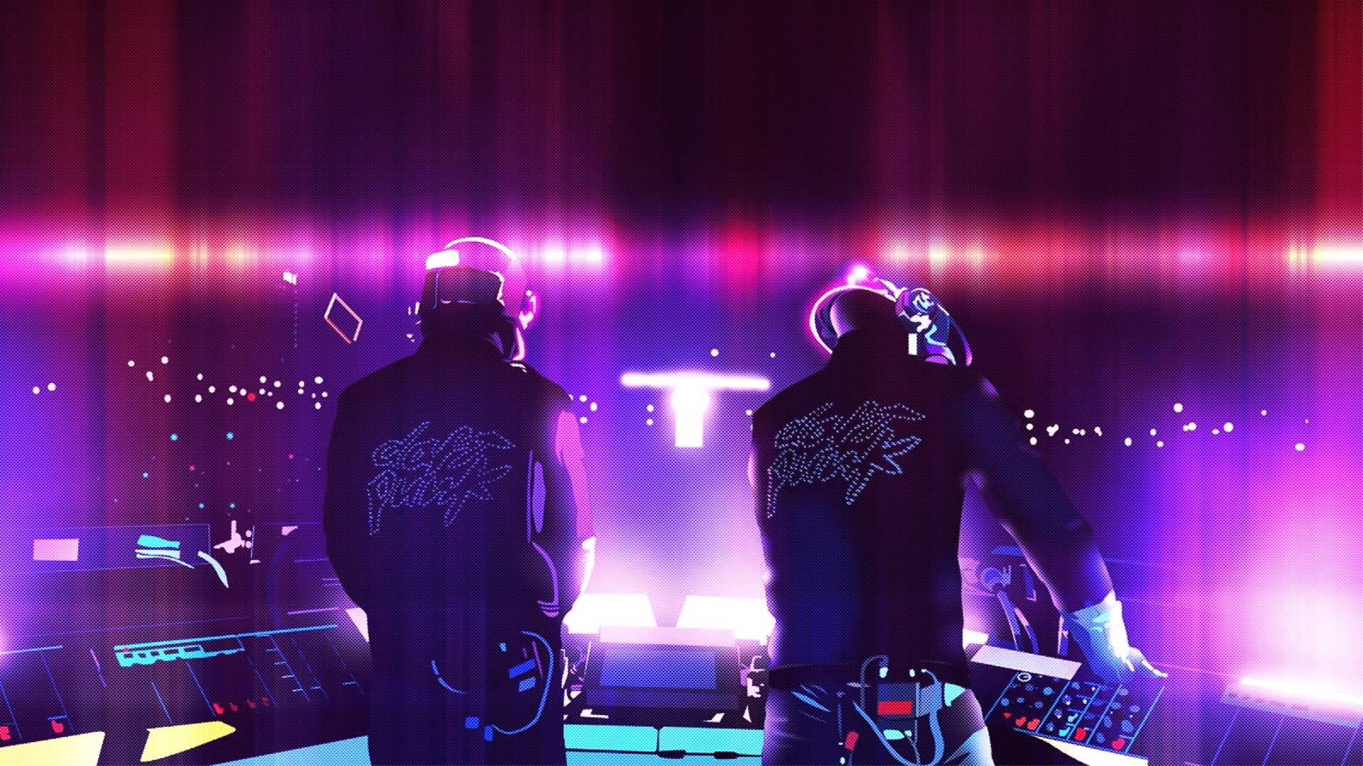 Daft Punk HD Wallpapers - Wallpaper Cave