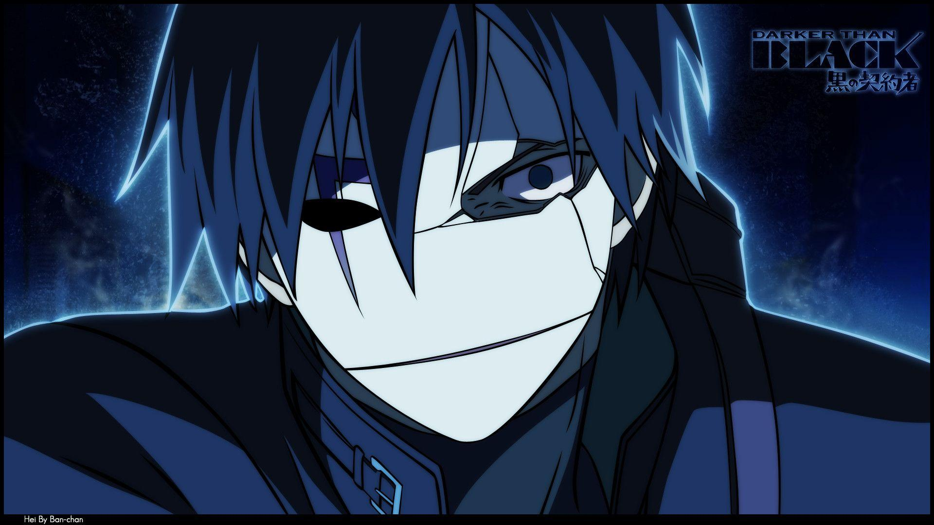 Darker Than Black Wallpapers Wallpaper Cave