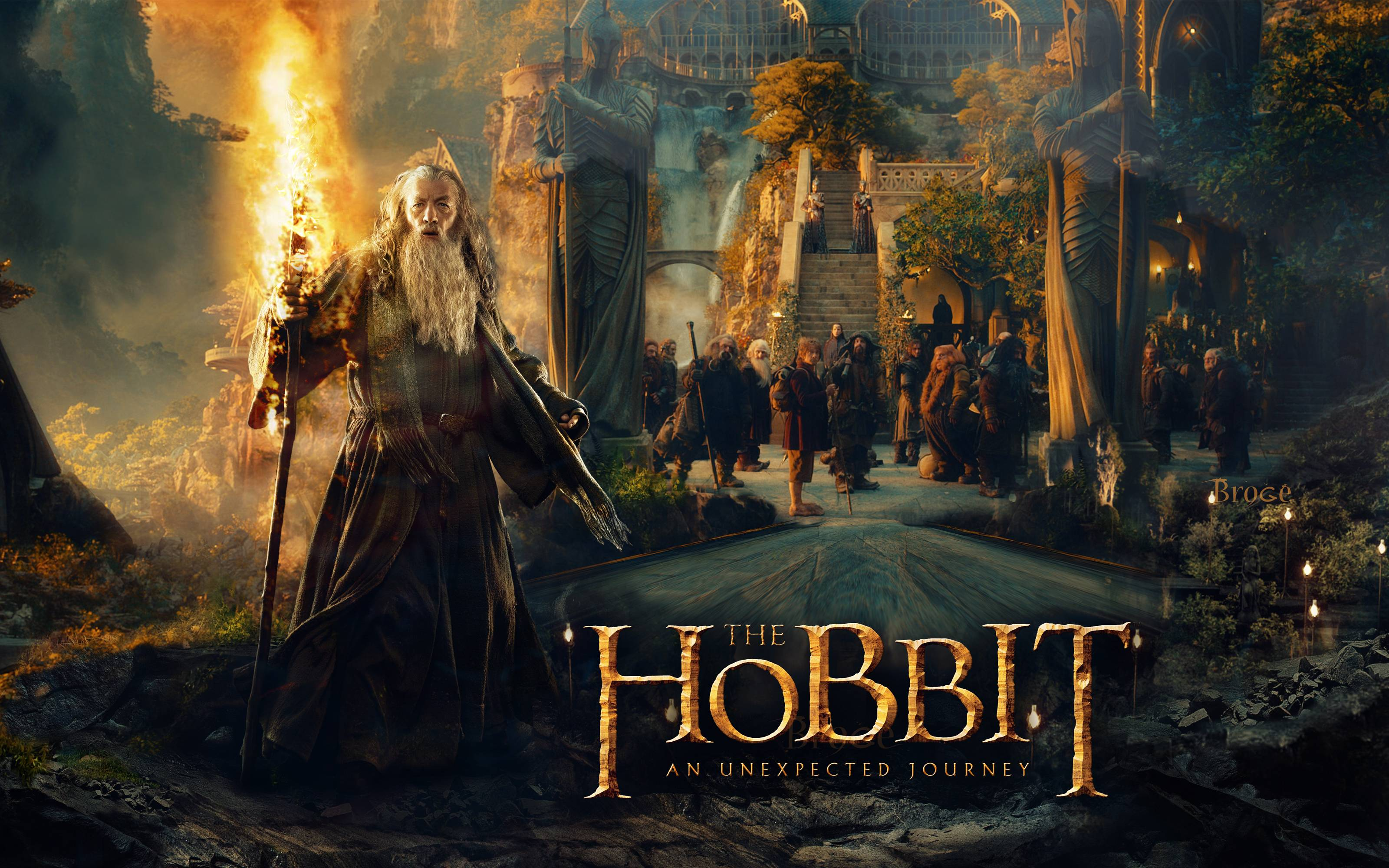 the hobbit an unexpected journey - The Hobbit Wallpaper (33014757 ...