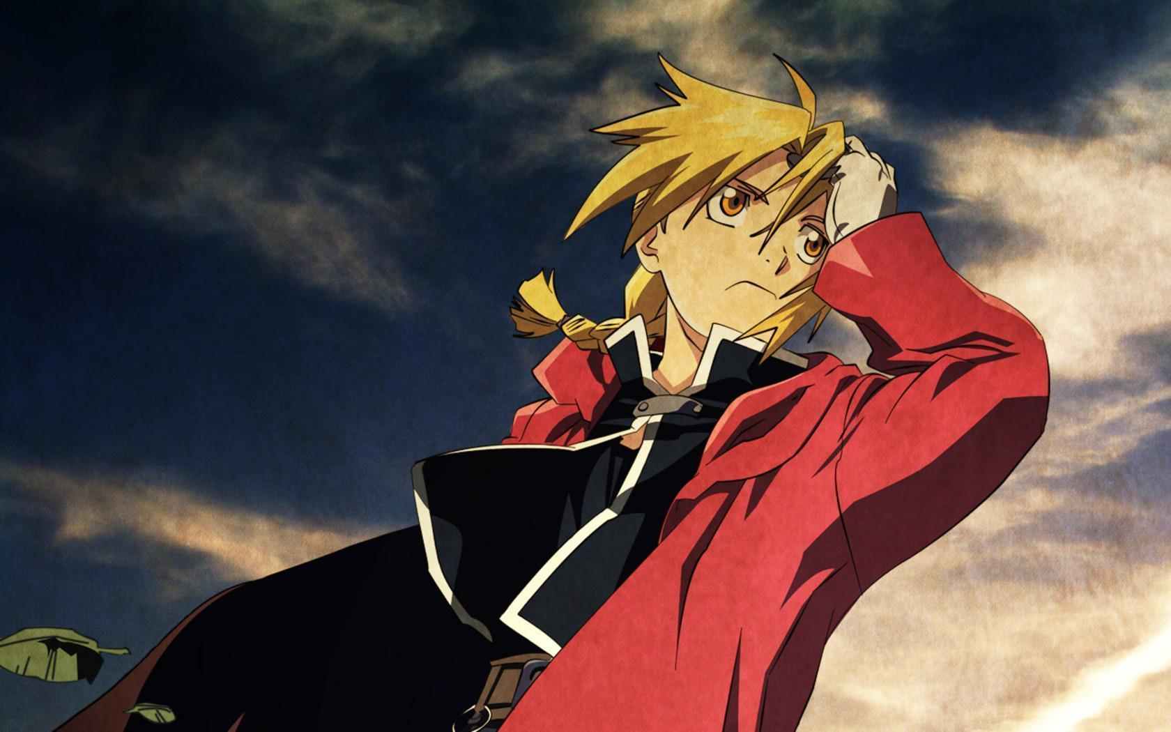 Edward Elric Wallpapers - Wallpaper Cave