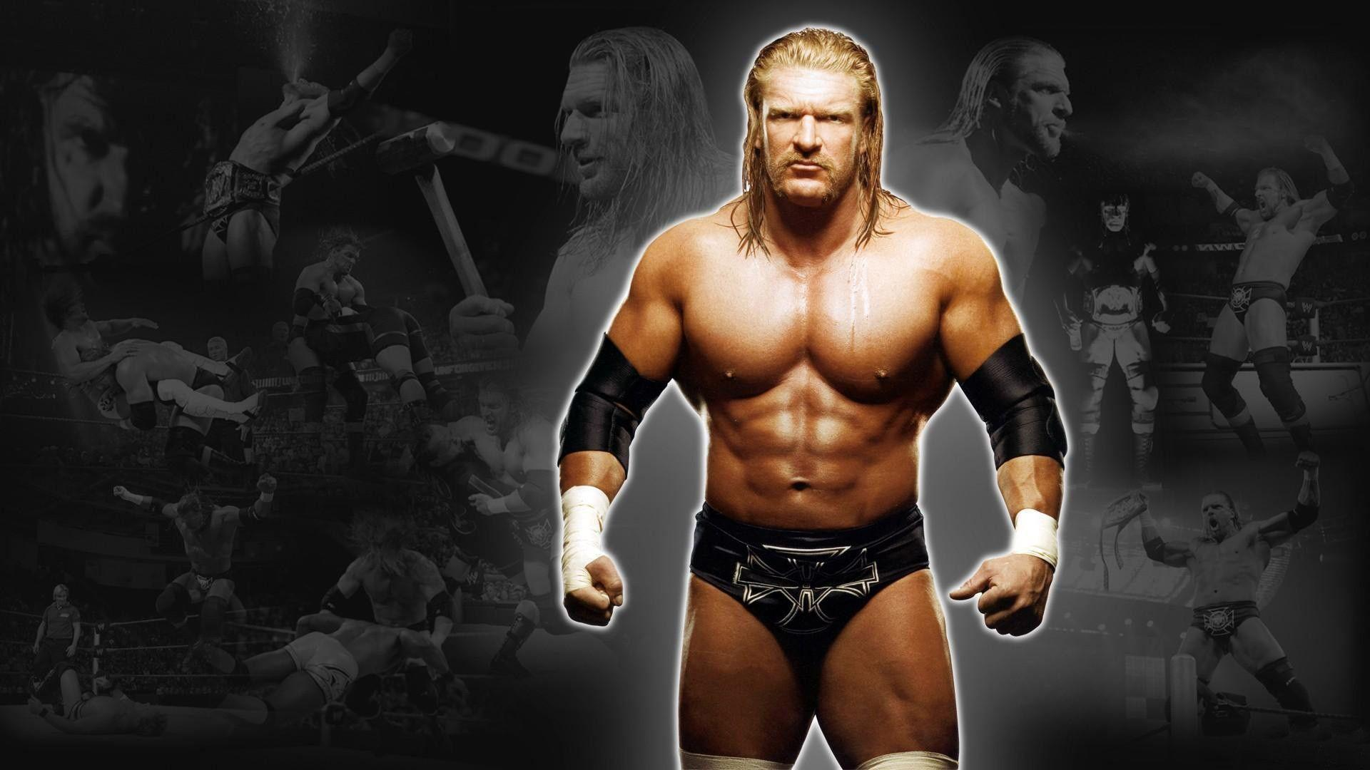 WWE Champion and American Wrestler Triple H HD WallpapersHD