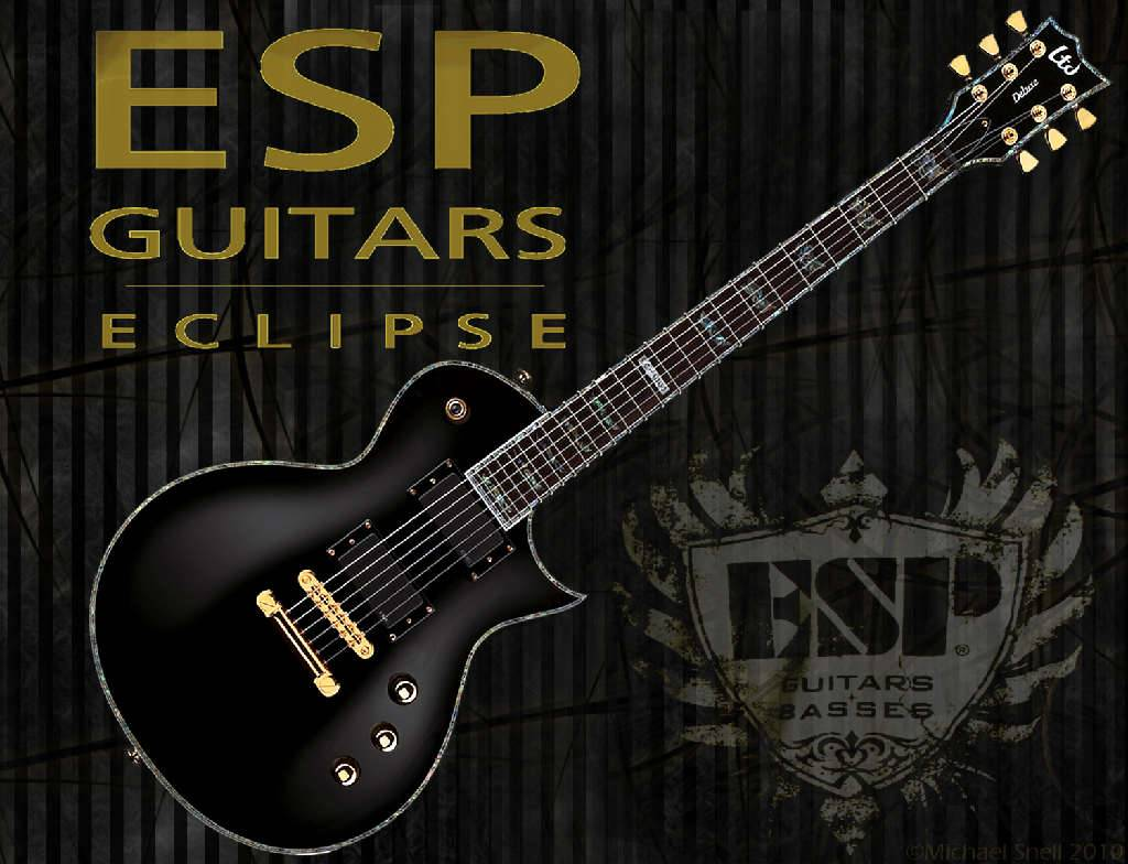 Esp Guitars Wallpapers