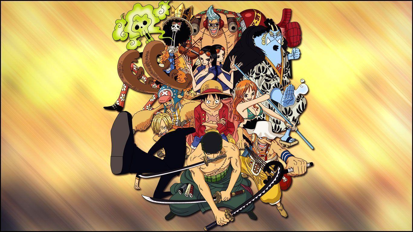 One Piece Crew Battle HD Wallpapers