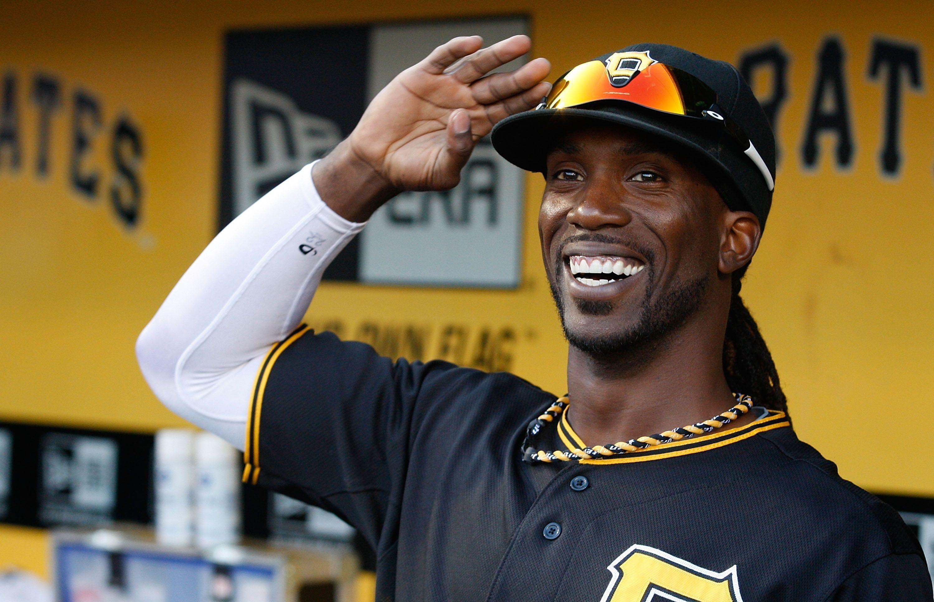 Images For > Andrew Mccutchen Girlfriend