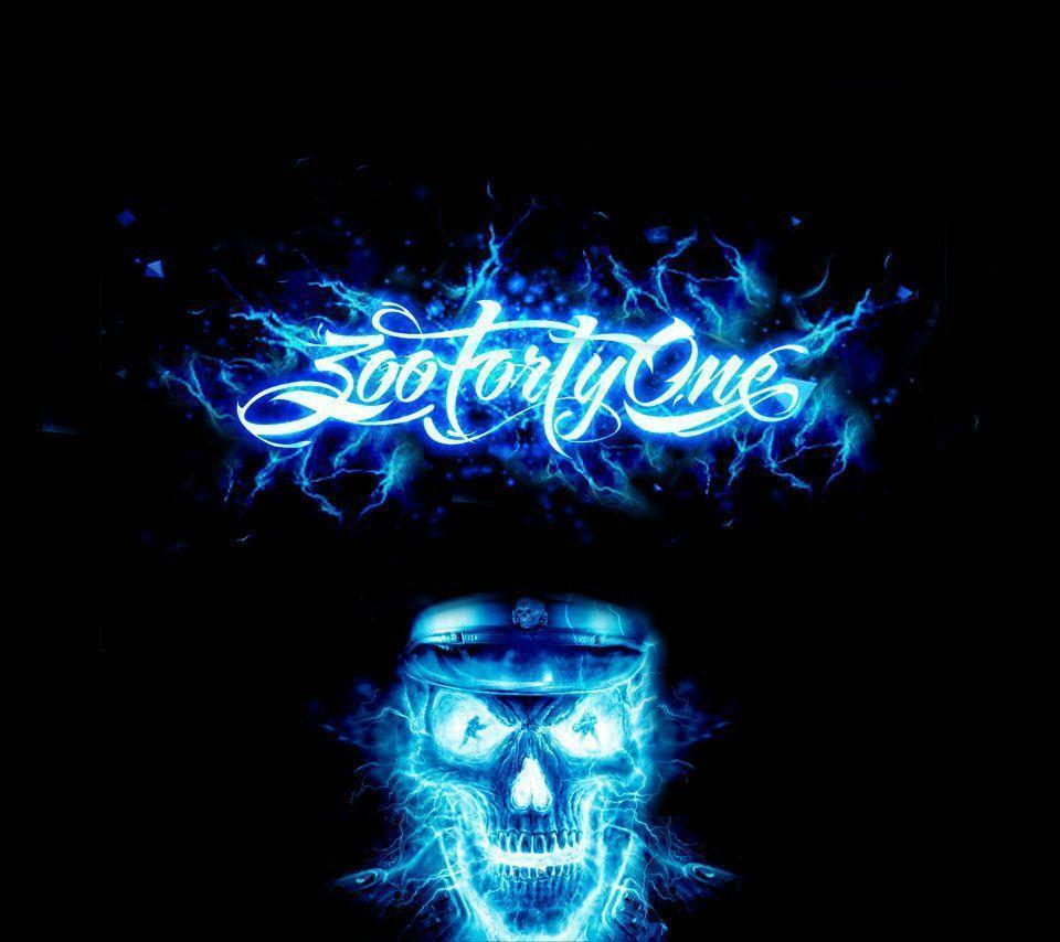 Cool Blue Wallpapers: Cool Skull Wallpapers