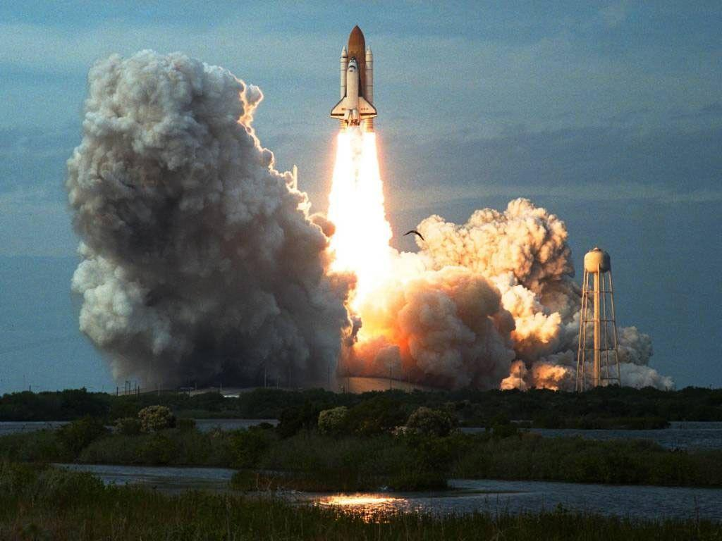 Space Shuttle Night Launch Wallpapers Widescreen 2 HD Wallpapers
