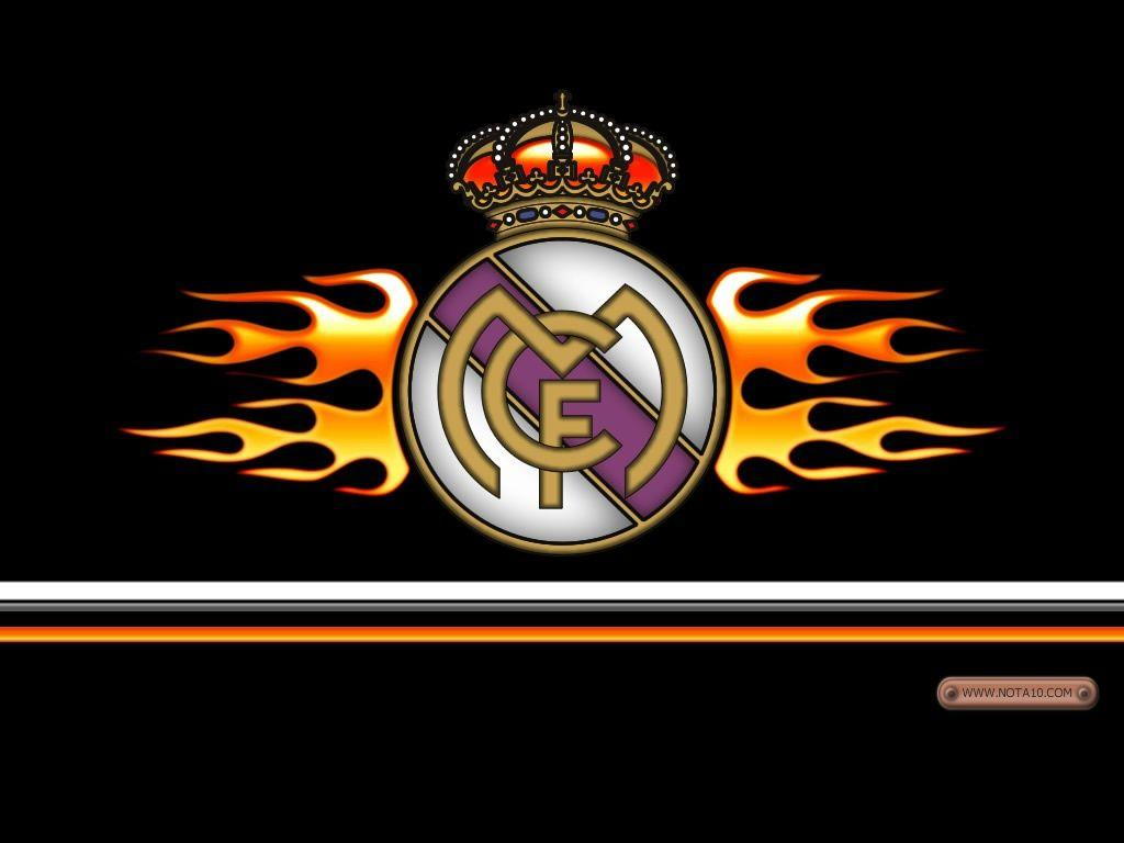Real Madrid Logo 18536 Hd Wallpapers in Football