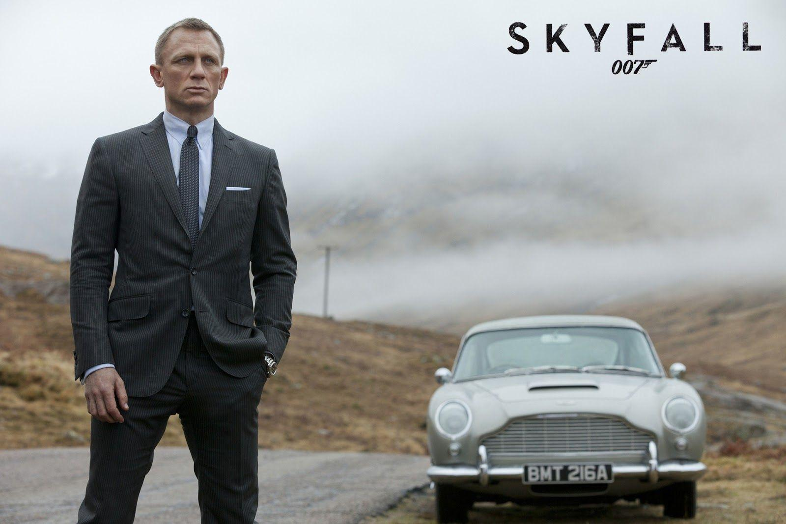 James Bond 007 Wallpapers