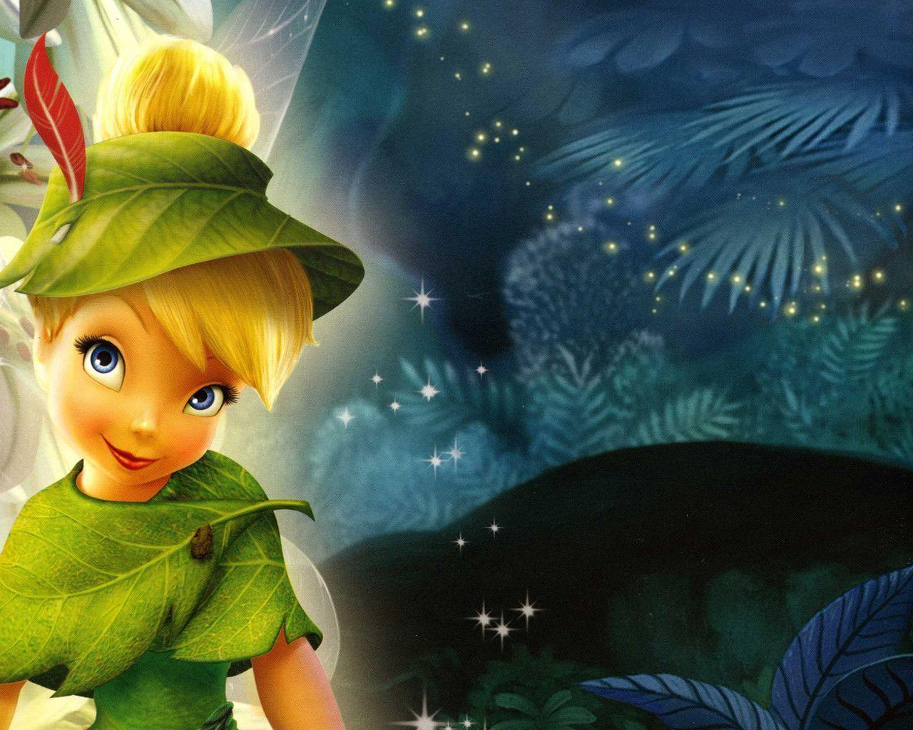 . Tinkerbell Wallpapers   Wallpaper Cave