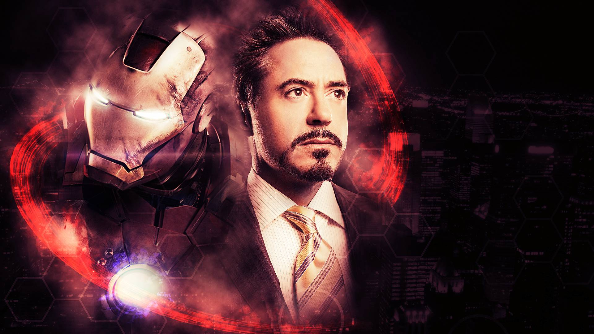 tony stark avengers wallpaper - photo #2