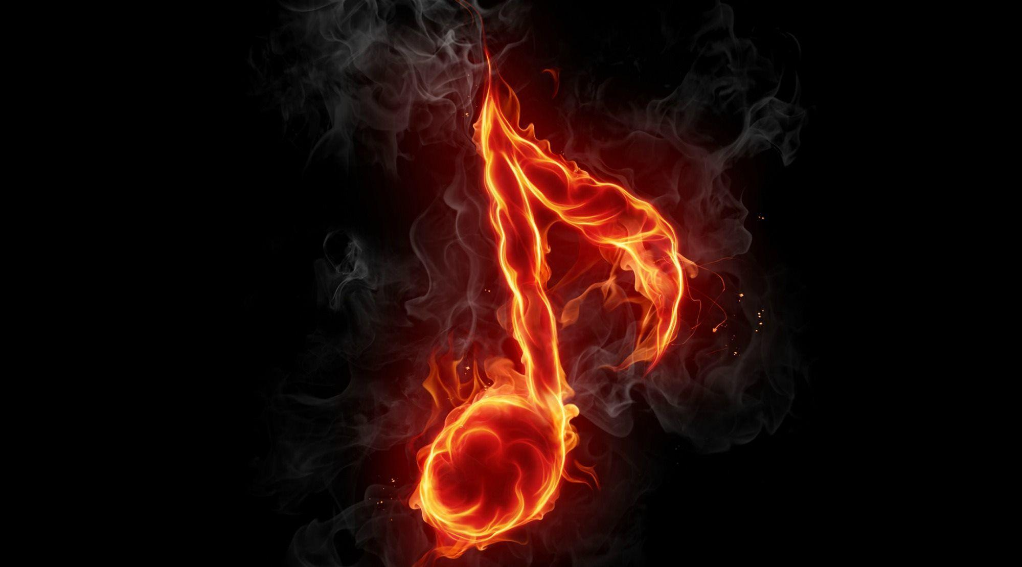 Wallpapers For 3d Colorful Music Notes Wallpaper