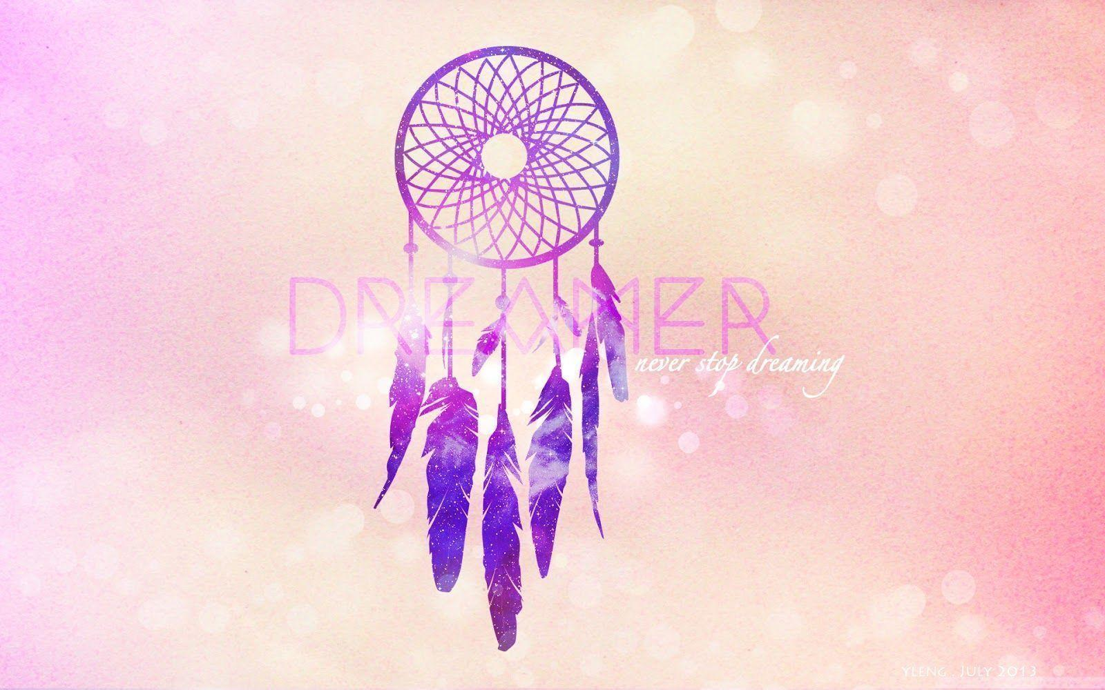 Wallpapers For > Cute Dreamcatcher Wallpapers