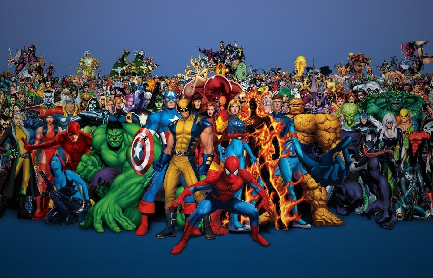 marvel hd wallpapers wallpaper cave