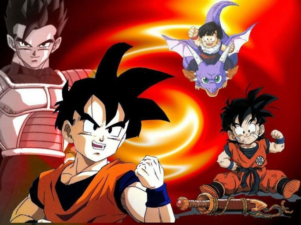 Gohan Wallpapers Wallpaper Cave