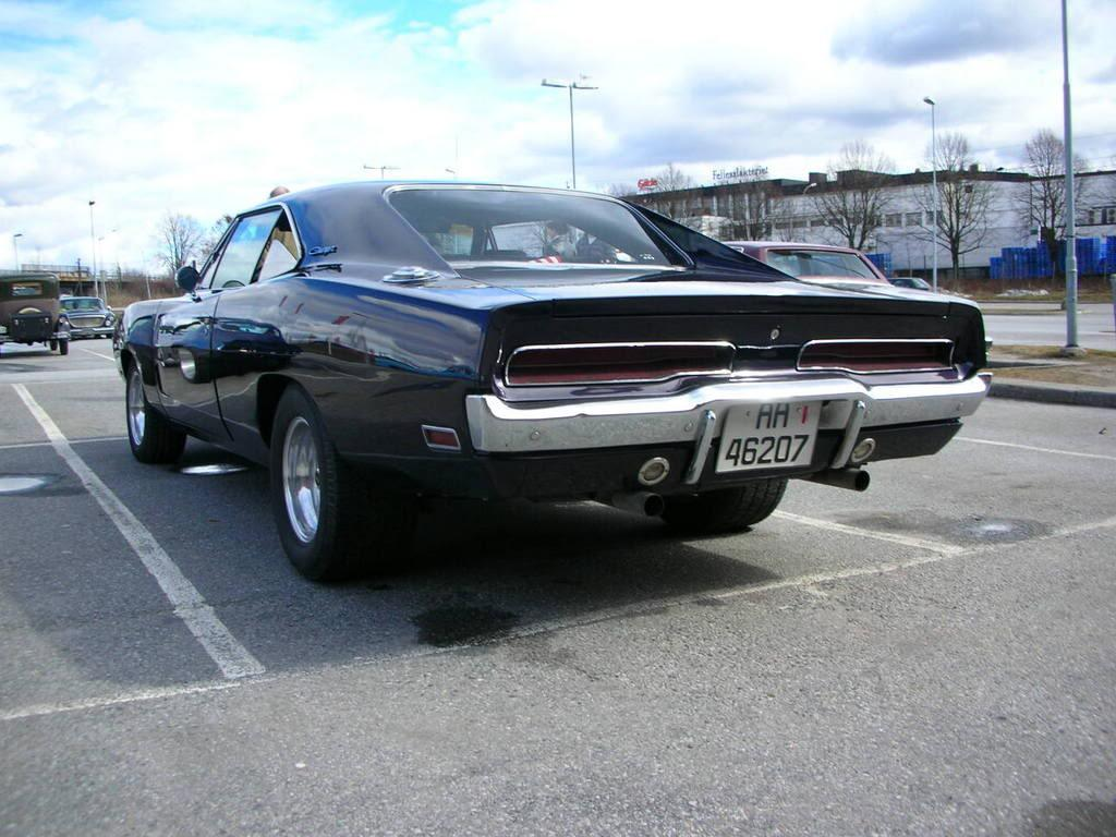 Dodge Charger 1970 Wallpapers