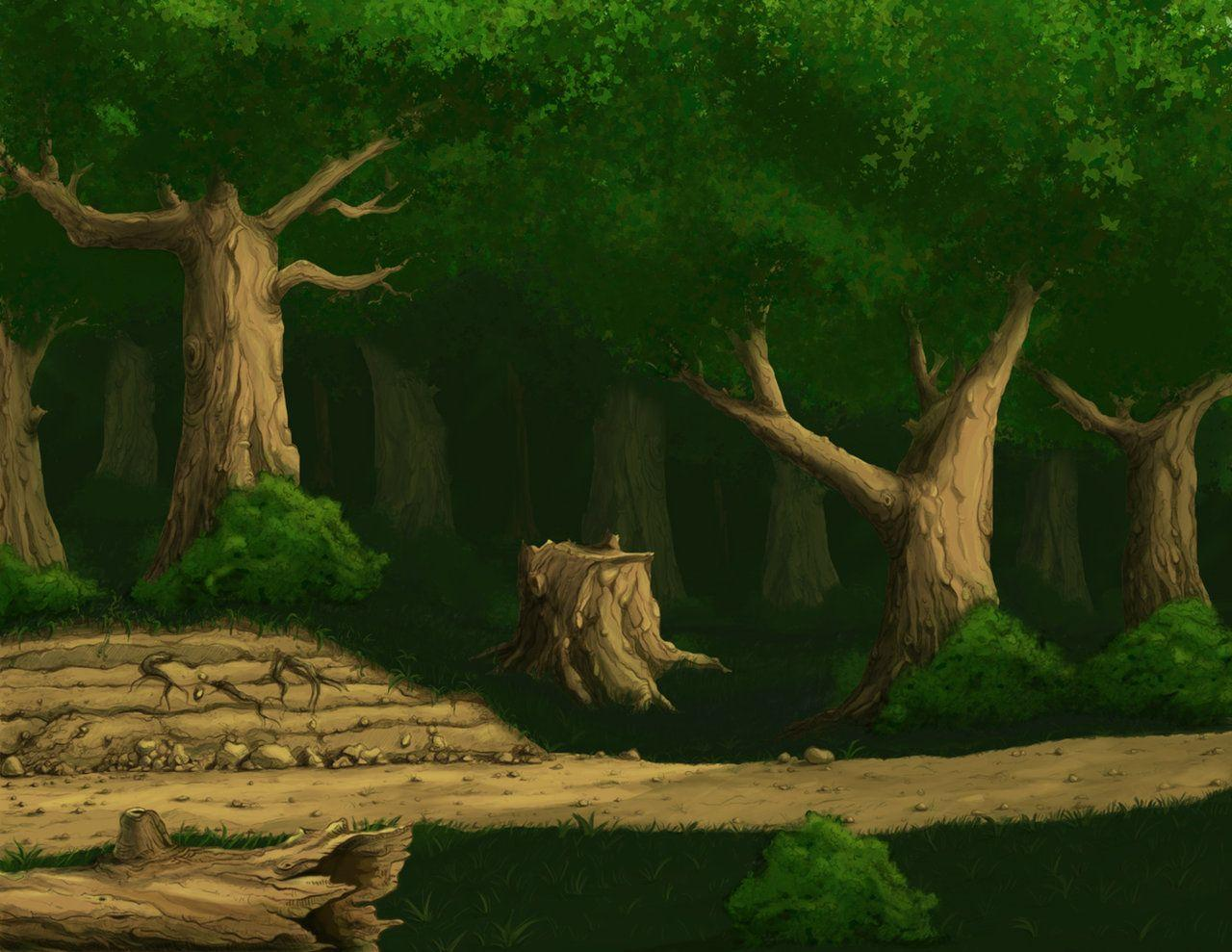 Forest Backgrounds Image - Wallpaper Cave - photo#34