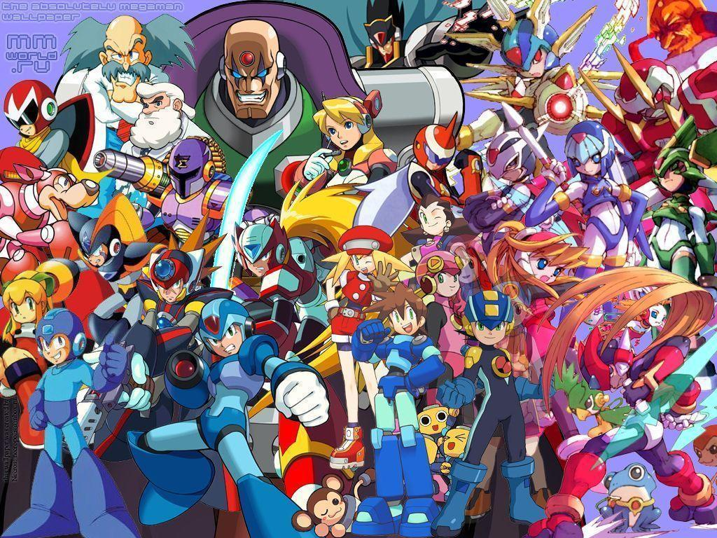 Free Megaman Wallpapers Desktop Wallpapers