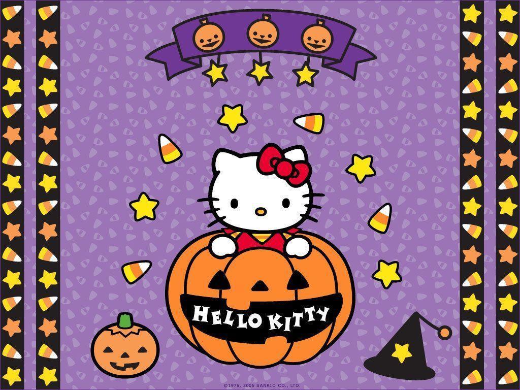 hello kitty fall wallpaper - photo #16