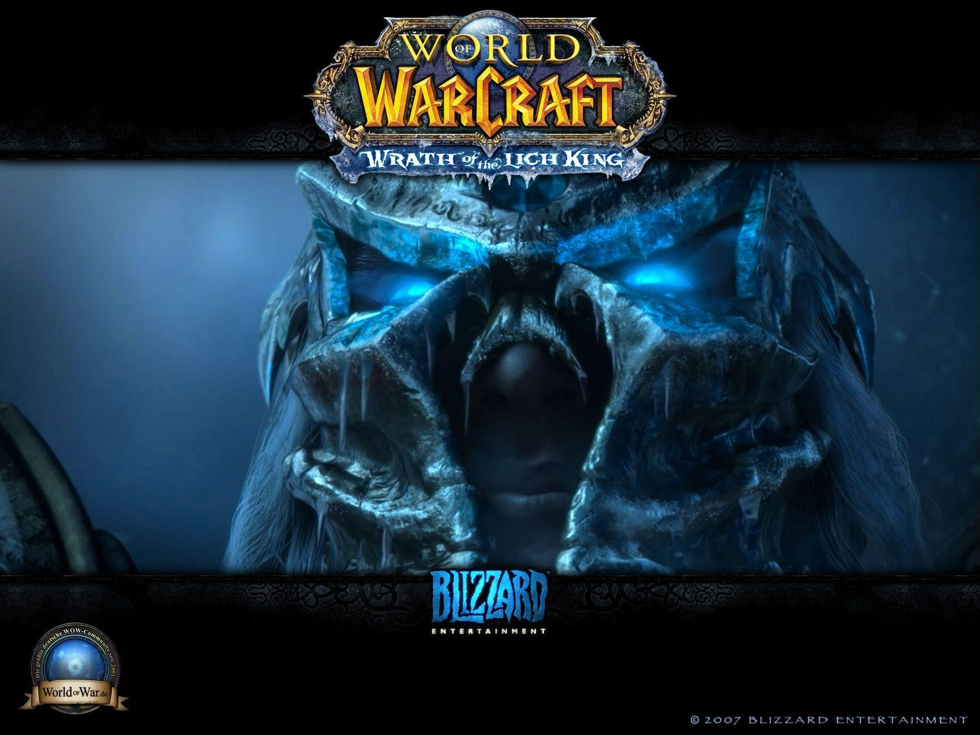Wrath of the Lich King – Wallpaper – World of WarCraft – Die WoW ...