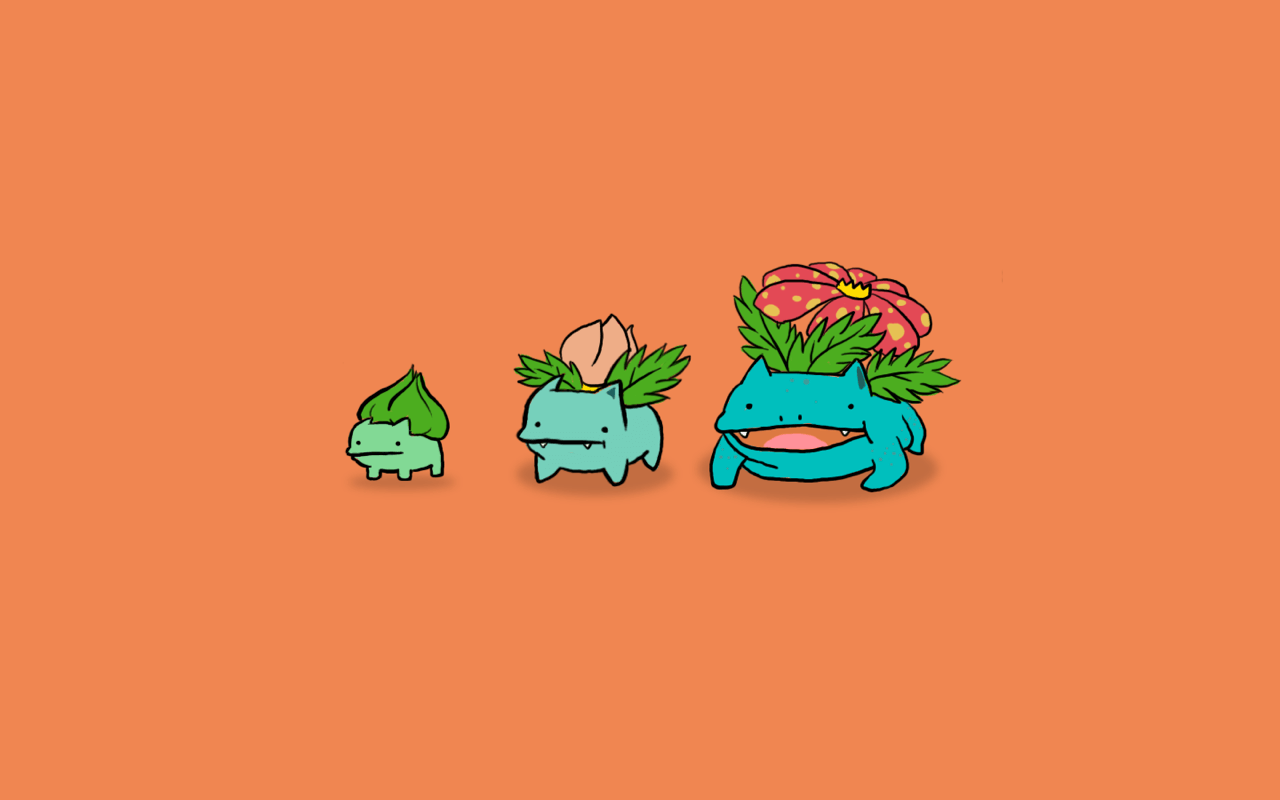 bulbasaur evolution wallpaper images - photo #21