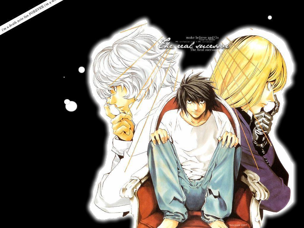 Death Note Wallpapers Mello