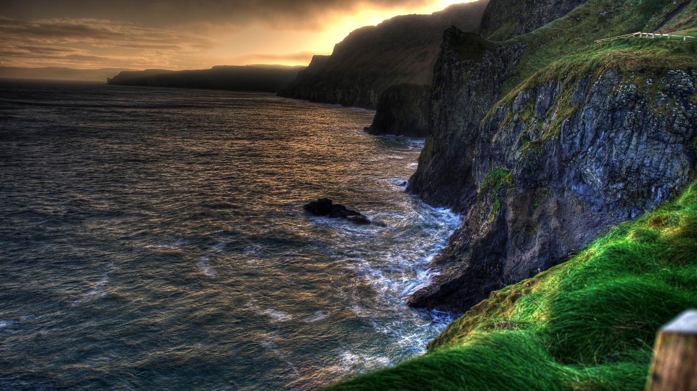 Ballintoy Northern Ireland Wallpaper, iPhone Wallpaper, Facebook
