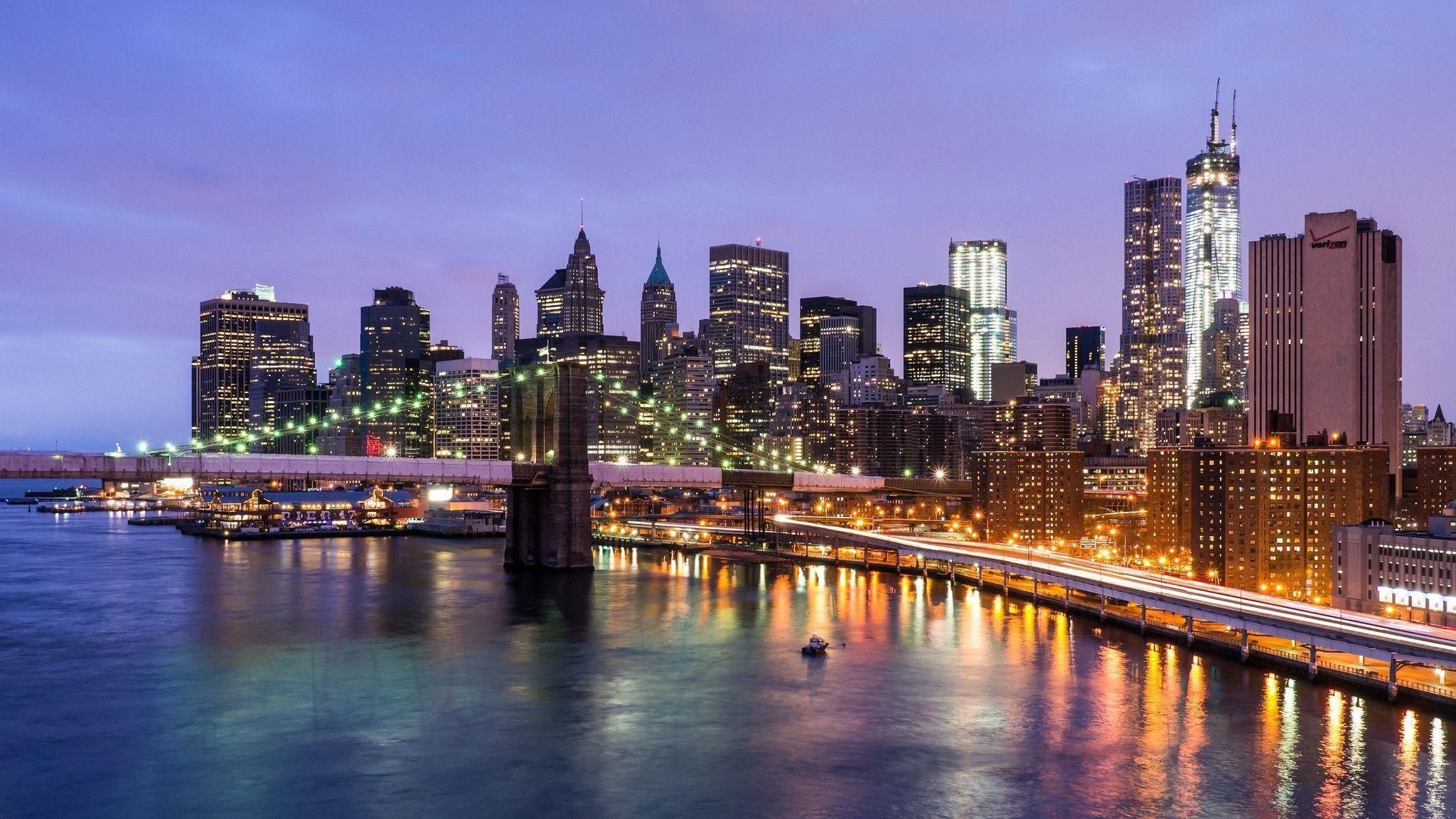New York City Desktop Wallpapers HD