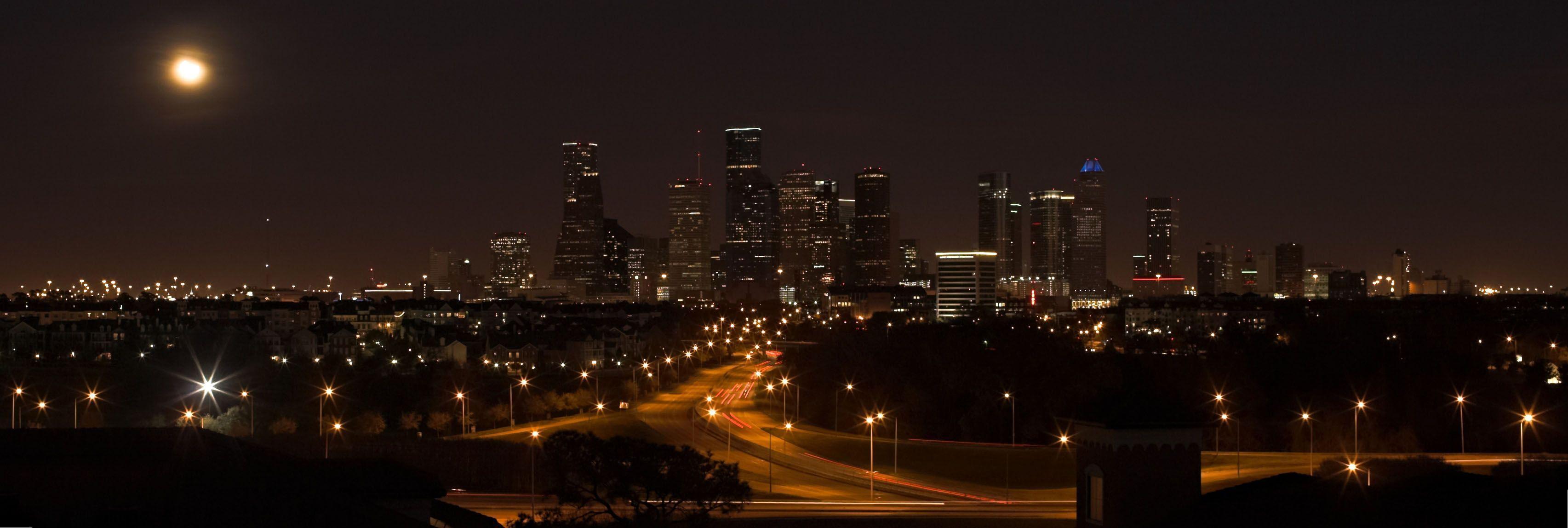 2480 X 520 Pixels Related Keywords: Houston Skyline Wallpapers