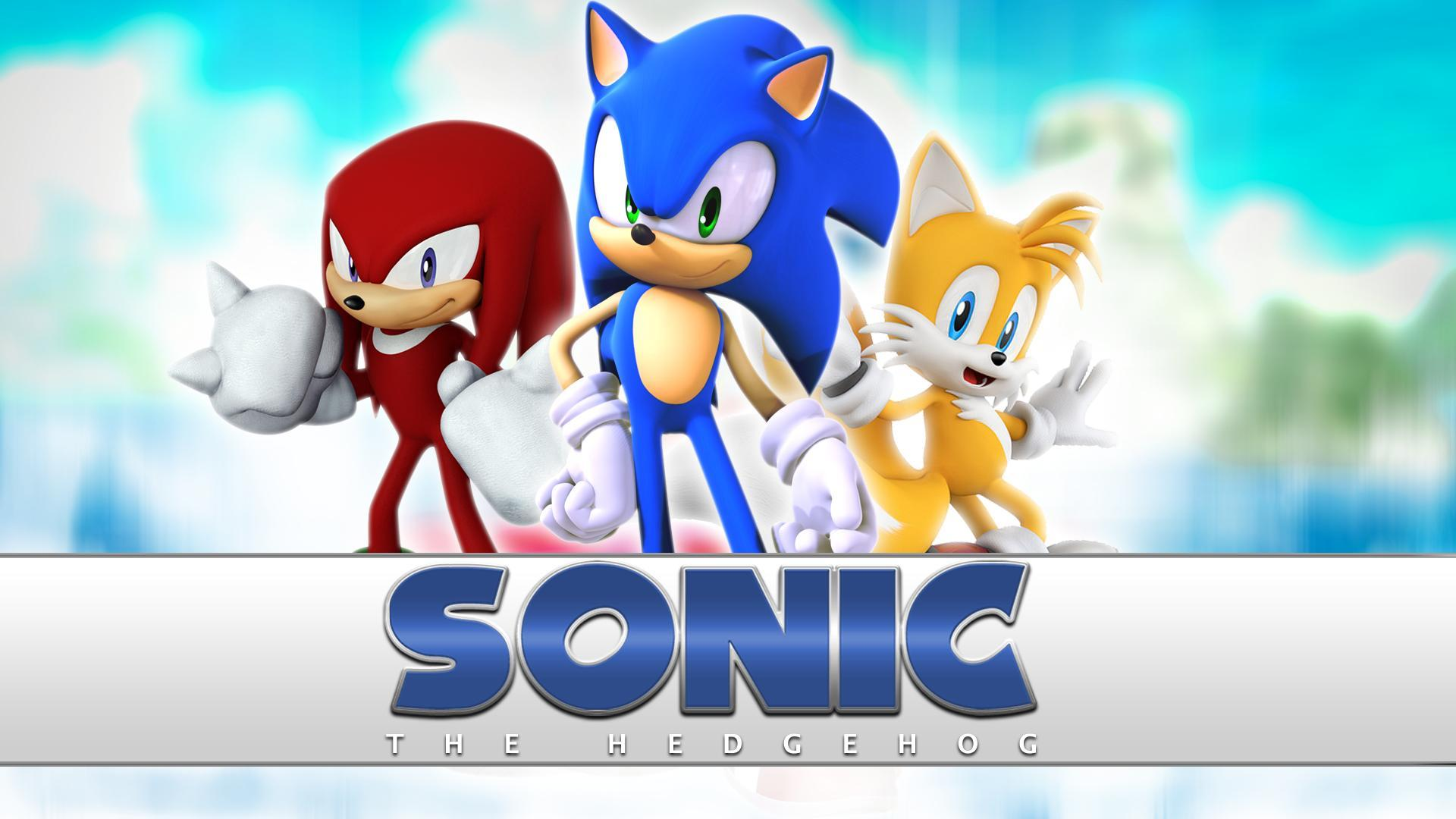 DeviantArt: More Like SONIC THE HEDGEHOG Wallpapers by Cepillo16