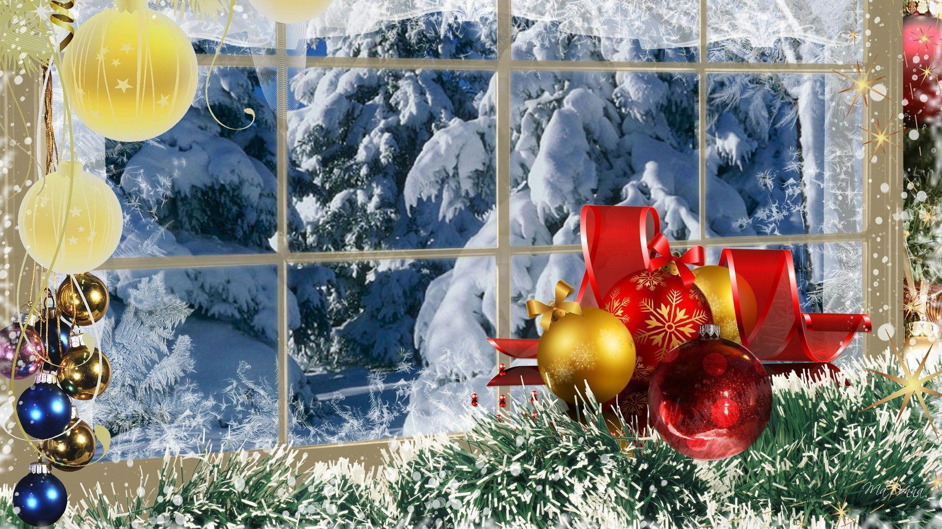 Merry Christmas Paintings Free Download