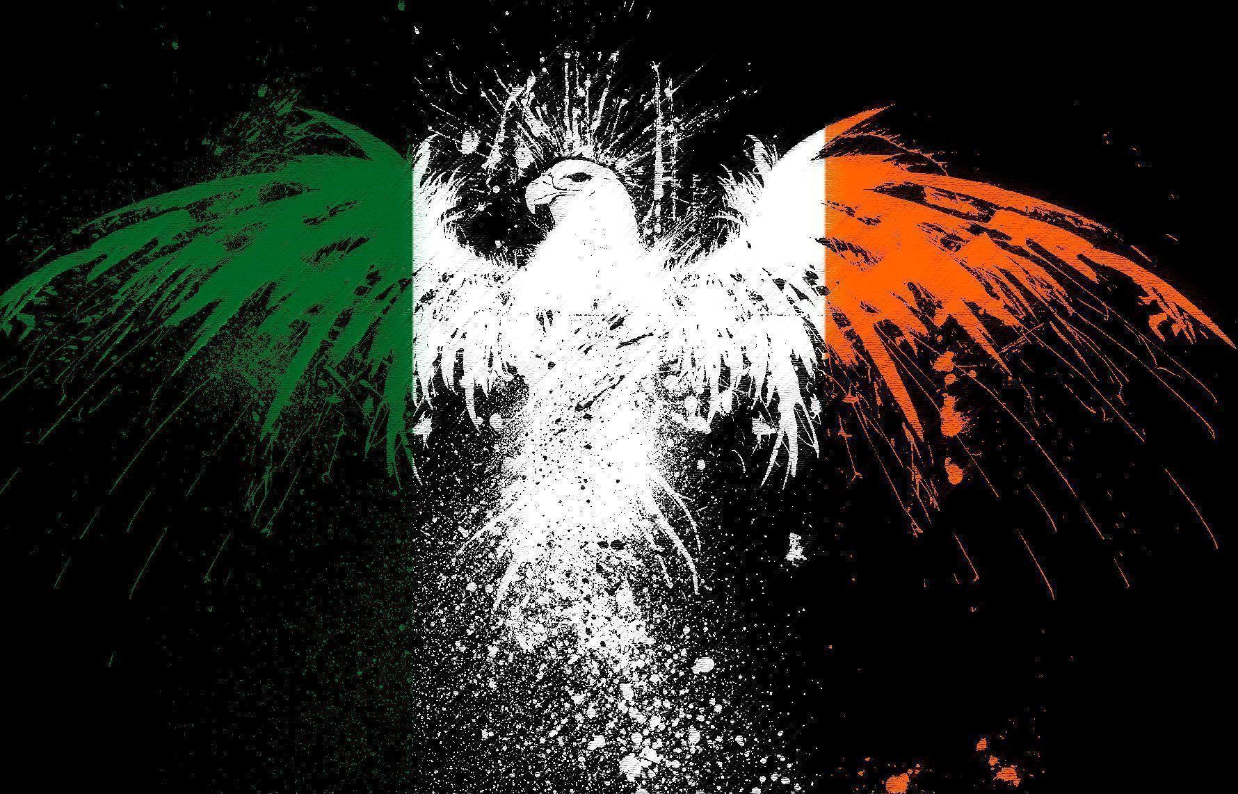 irish flag wallpaper iphone