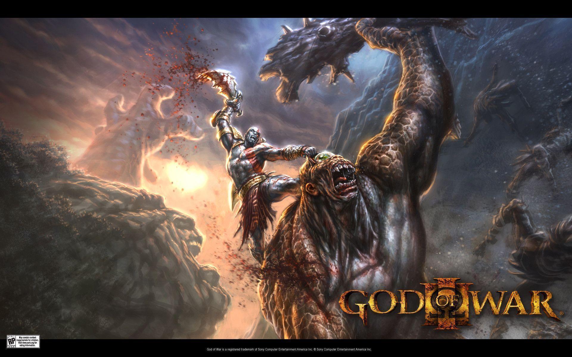 god of war 1 wallpaper hd - photo #4