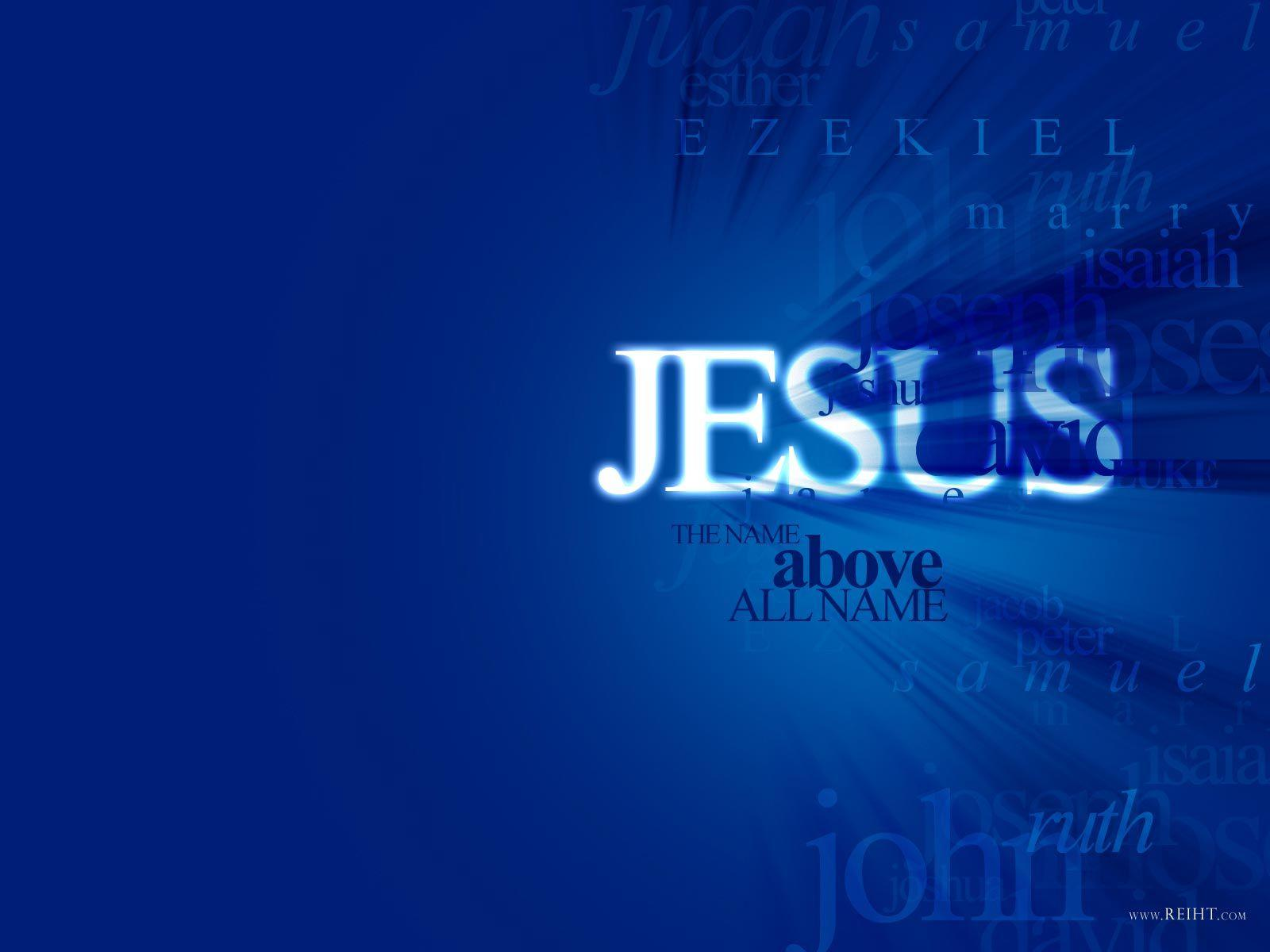 Name Of Jesus Backgrounds Image & Pictures
