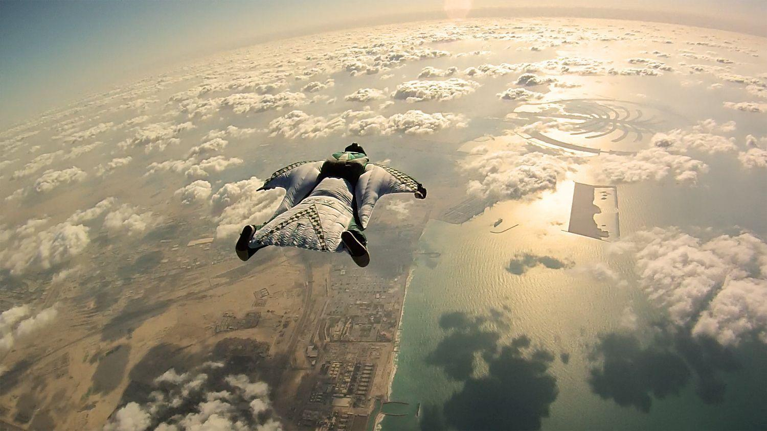 Gallery For > Military Wingsuit Wallpaper