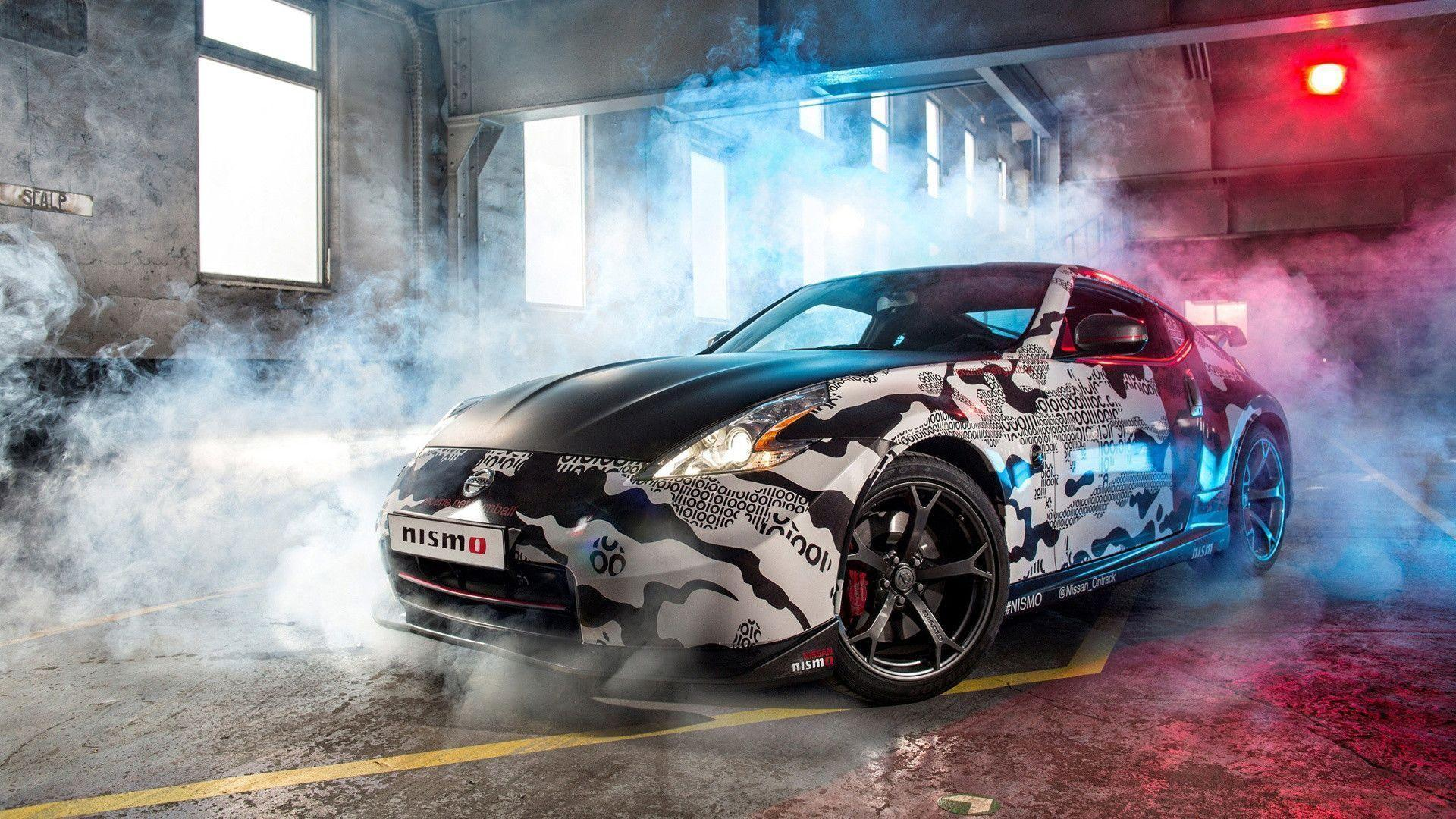 2013 Nissan 370Z NISMO Gumball 3000 Rally Wallpapers