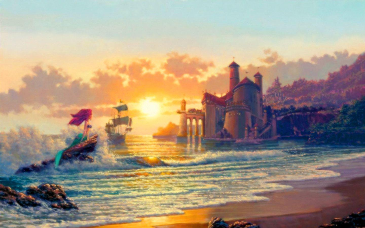 Ariel wallpapers wallpaper cave for Your paintings are amazing