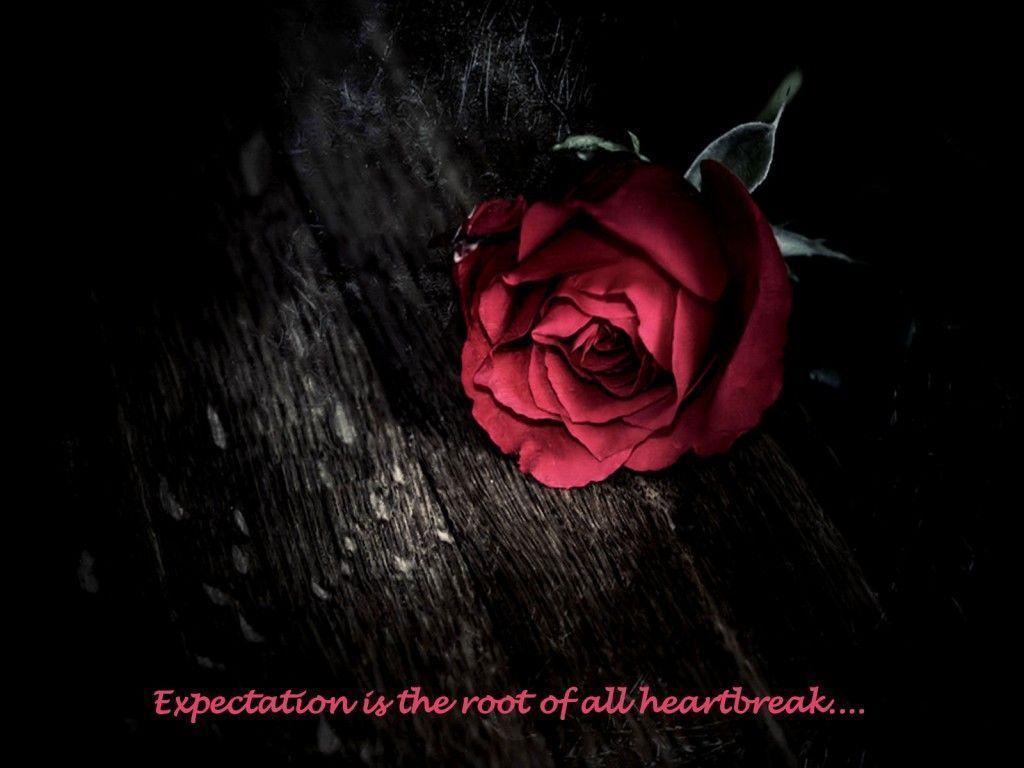 Valentine Heart Break Quotes: Heartbreak Wallpapers