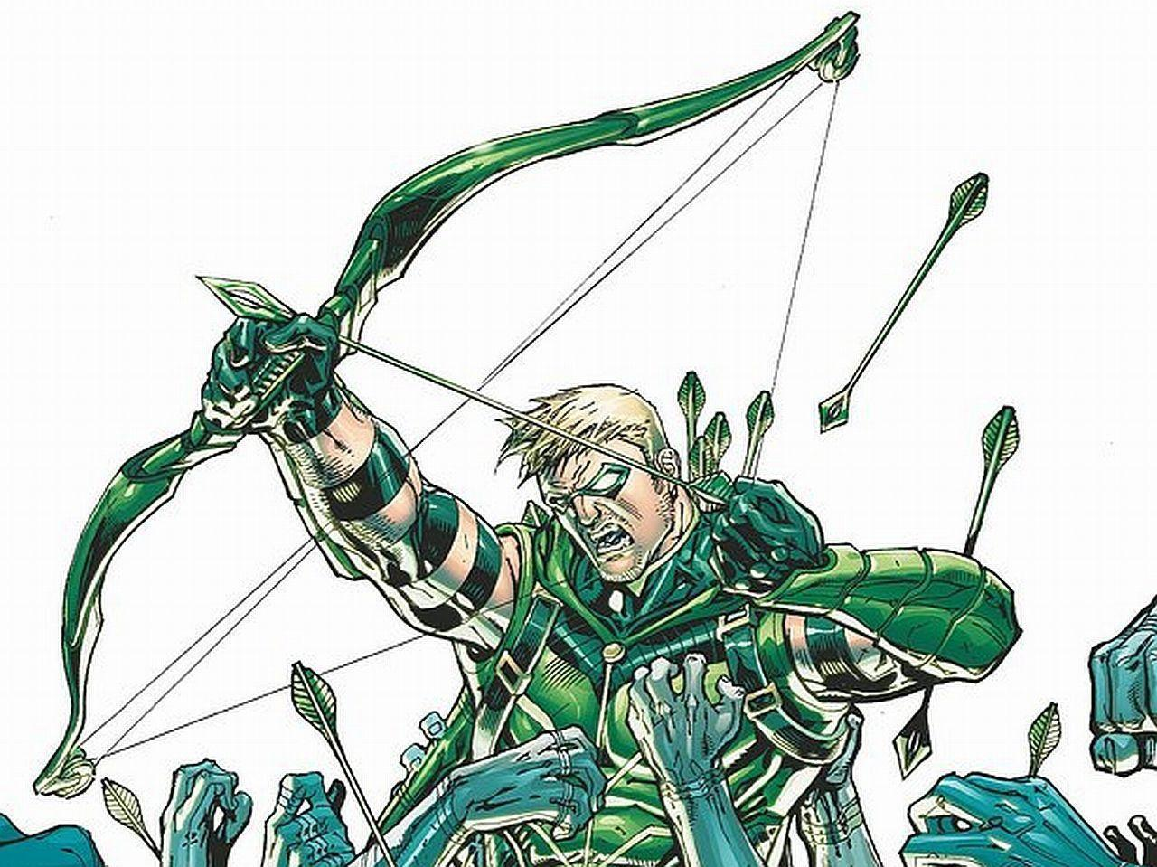 54 Green Arrow Wallpapers