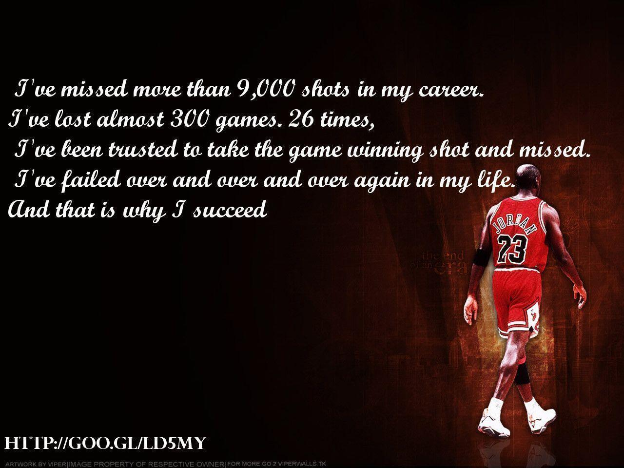 online retailer huge inventory new appearance 2 Quotes: Michael Jordan Quote Wallpapers Wallpaper Cave