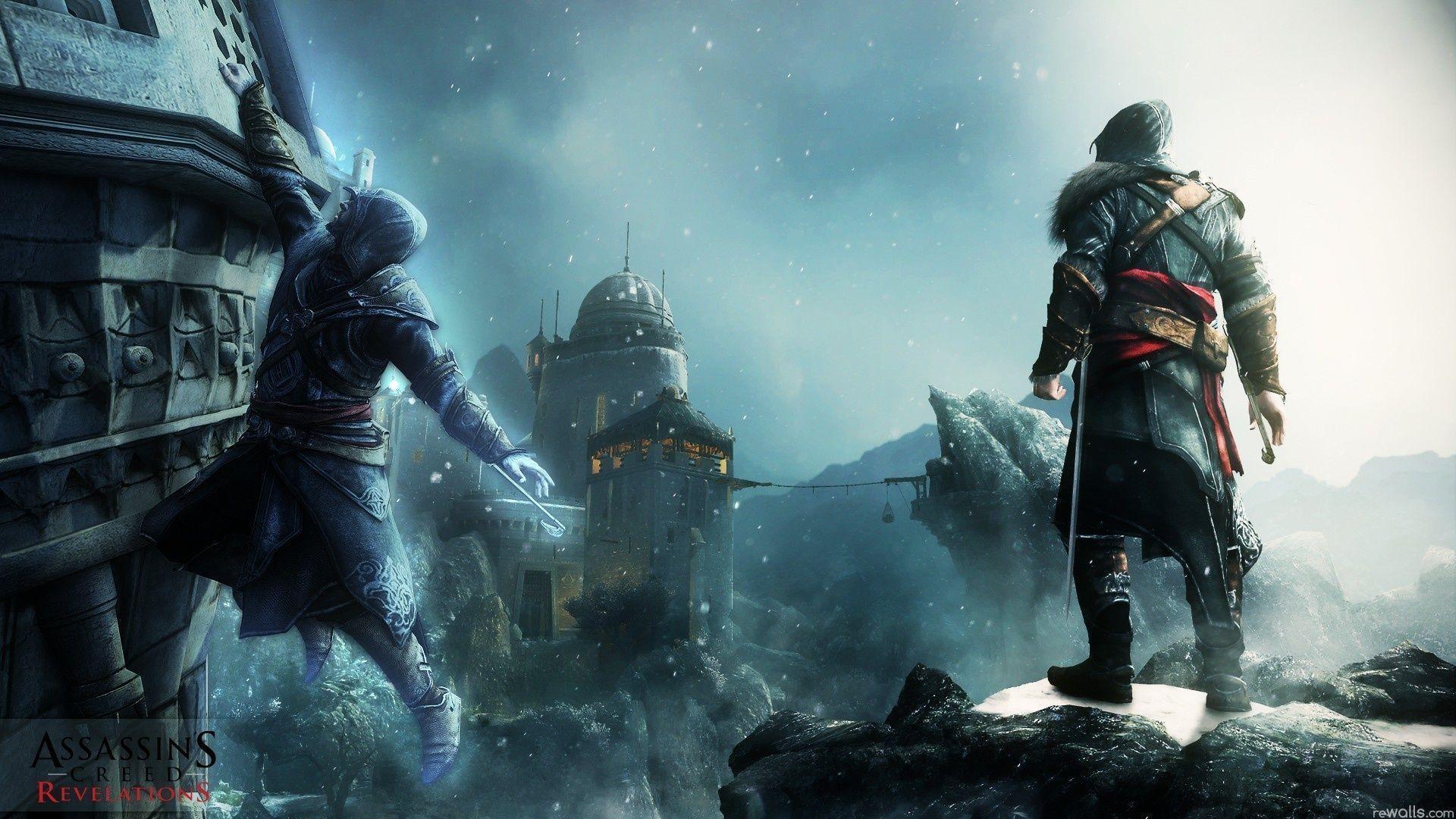 Assassin's Creed Desktop Backgrounds