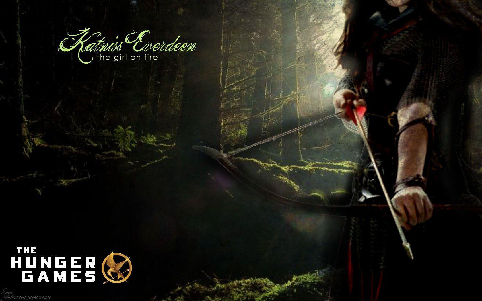 "The Hunger Games"" Wallpapers"