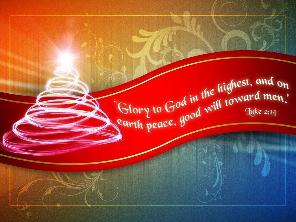 Merry Christmas Religious Image Backgrounds