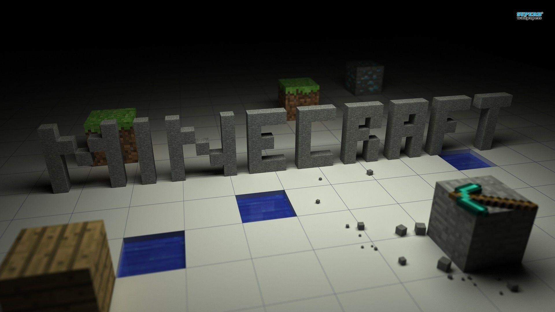 Minecraft wallpapers 1920×1080