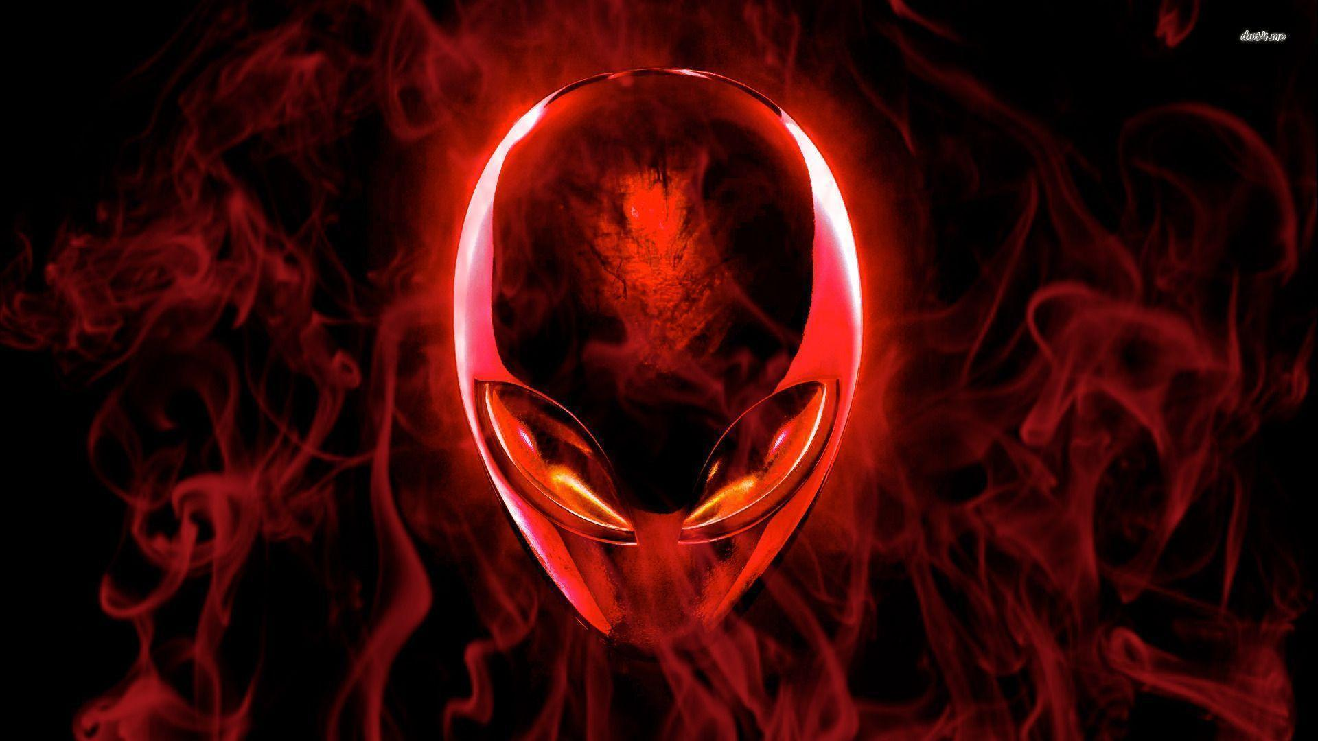 alienware wallpapers red - photo #5