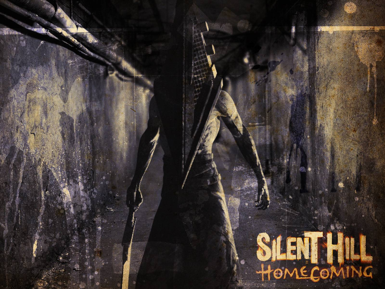 pyramid head wallpaper 1280x800 - photo #21
