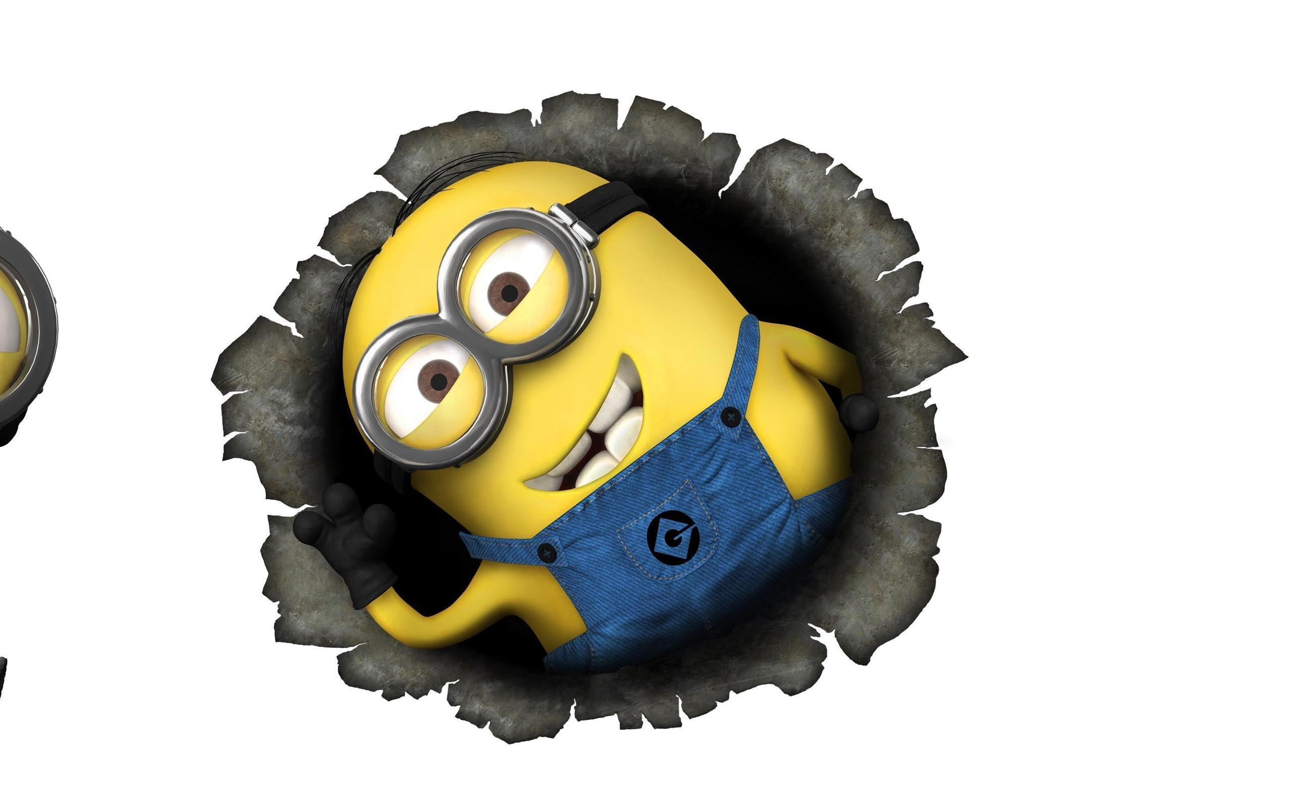 Despicable Me Minions Wallpapers For Free